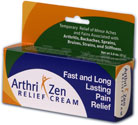 ArthriZen is one of the most effective, fastest acting herbal products ever formulated.